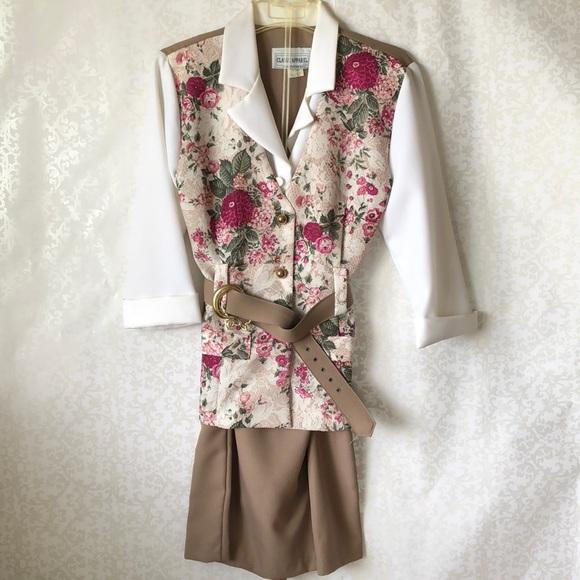 Classic Apparel Dresses Vintage Womens Dress Suit Poshmark